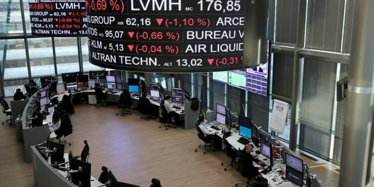 Les Bourses européennes sur une note hésitante avant Wall Street