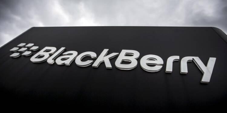 Automobile: BlackBerry et Qualcomm renforcent leur partenariat