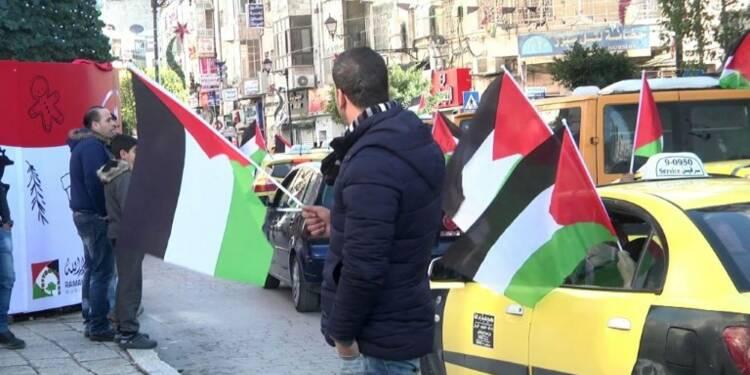 Jérusalem: Grève générale à Ramallah