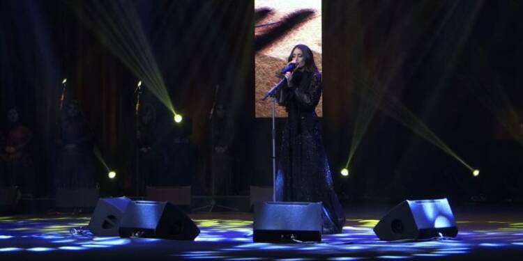 Une soprano libanaise donne le premier concert féminin à Riyad