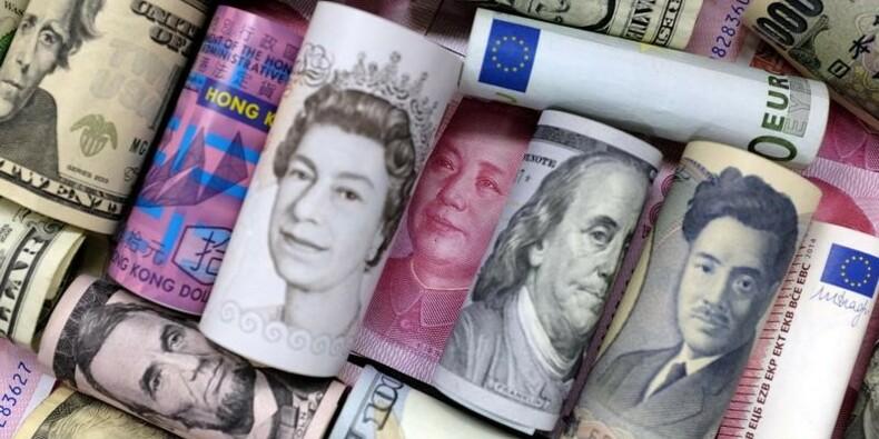 Chine: Hausse un peu moins forte que prévu des réserves de change