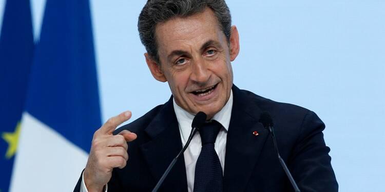 Grand Paris : Sarkozy sermonne Macron