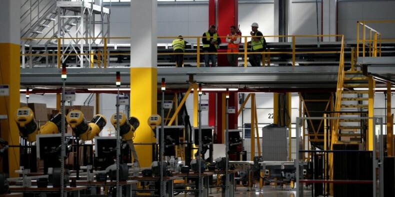 Nette accélération de la production industrielle française en octobre
