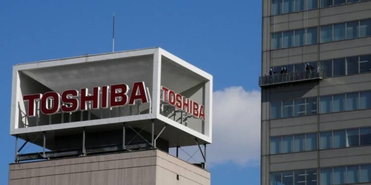 Accord de principe entre Toshiba et WD sur les puces