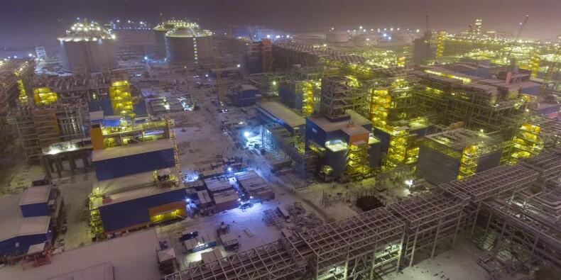 Yamal : les images de l'usine arctique hors normes qui démarre sa production de gaz