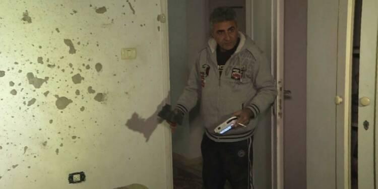 Raids israéliens à Gaza en riposte à des tirs de roquettes