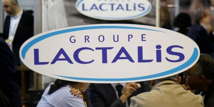 De nouveaux laits pour bébé Lactalis retirés du marché