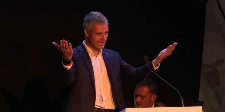 Wauquiez, nouveau président de LR :