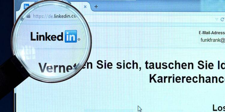 LinkedIn : attention aux faux amis chinois