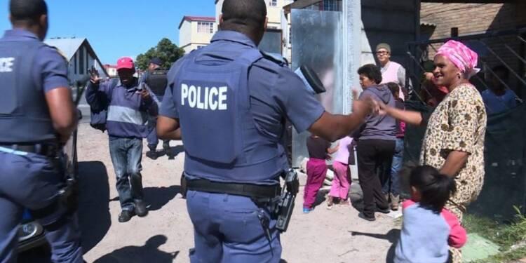 Bientôt des militaires dans les rues du Cap contre les gangs ?