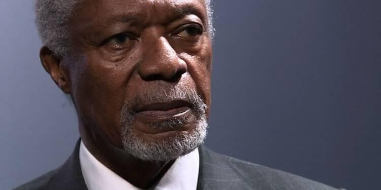 Kofi Annan: