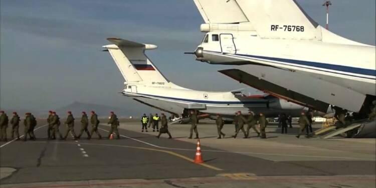 La Russie amorce son retrait partiel de Syrie