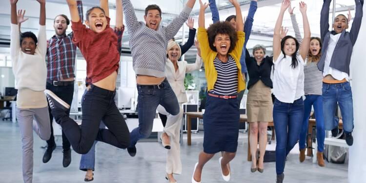 Bonne nouvelle pour l'emploi : les embauches n'en finissent pas d'augmenter dans le secteur privé!