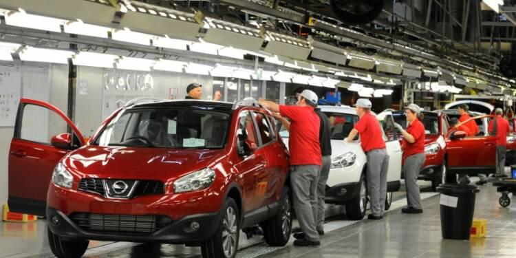 Zone euro: Hausse inattendue de la production industrielle en octobre