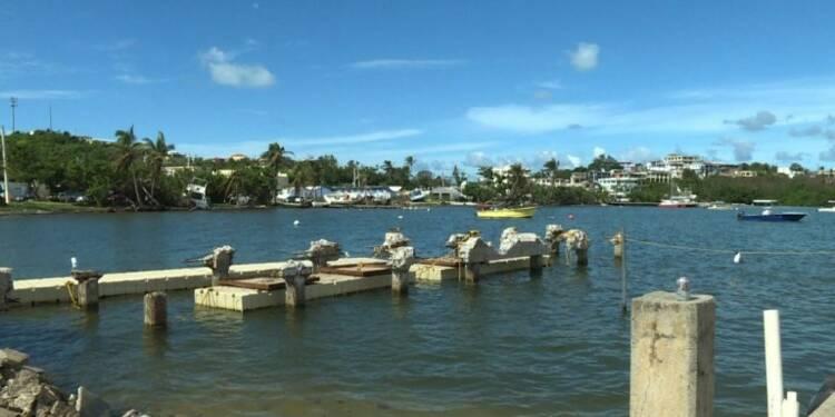 Porto Rico, dévasté par l'ouragan Maria, cherche ses touristes