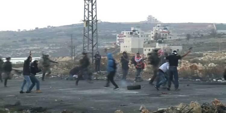 Des agents israéliens infiltrent une manifestation palestinienne