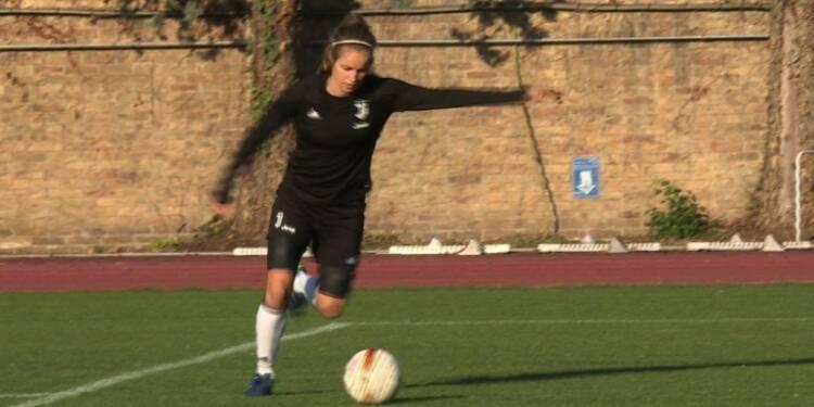 Foot/Italie: les filles de la Juventus dominent le Championnat