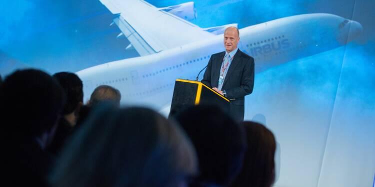 La succession s'organise chez Airbus