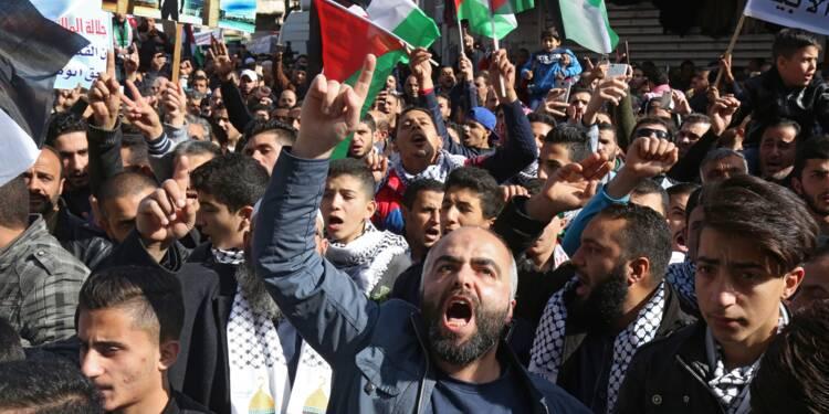 Quatre Palestiniens tués par balles lors de heurts sur Jérusalem