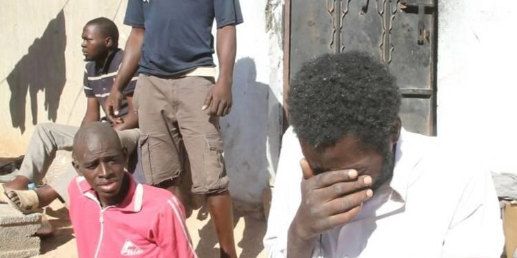 Libye: à Bani Walid, un rare refuge pour migrants en détresse