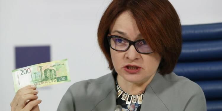 Russie: Nouvelle baisse de taux, plus marquée qu'attendu