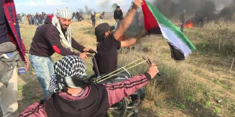 La mobilisation des Palestiniens pour Jérusalem fait 4 morts