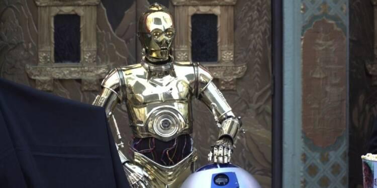 Sortie à Hollywood du dernier Star Wars