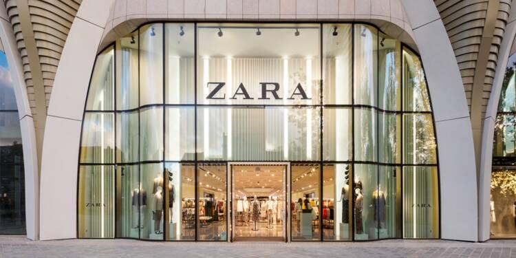 Le conseil Bourse du jour : Inditex (Zara), le leader mondial de la mode peut encore gagner des parts de marché !