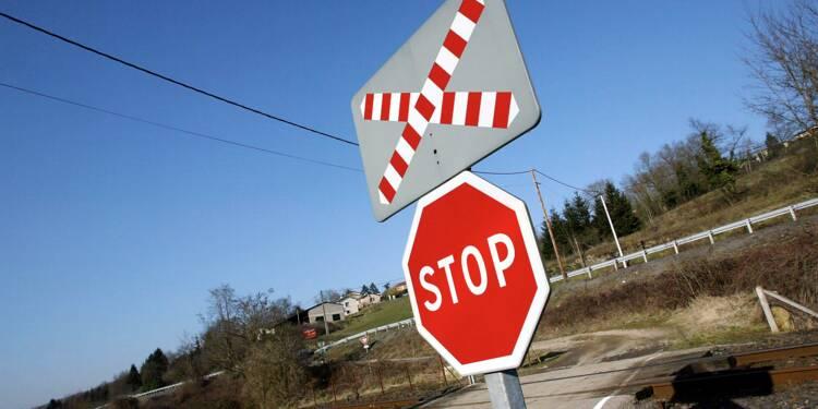 SNCF : Les accablantes statistiques des passages à niveau