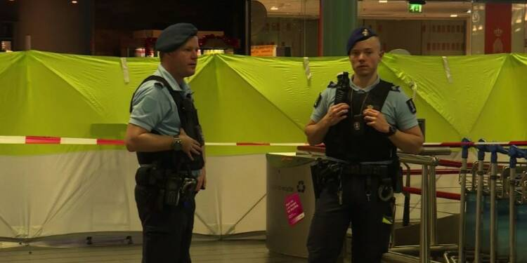 Pays-Bas:la police militaire tire sur un homme armé d'un couteau