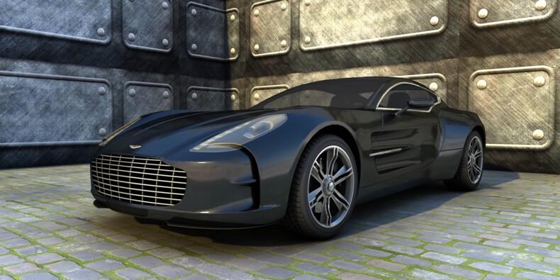 Aston Martin, le constructeur des voitures de James Bond, pourrait débarquer en Bourse