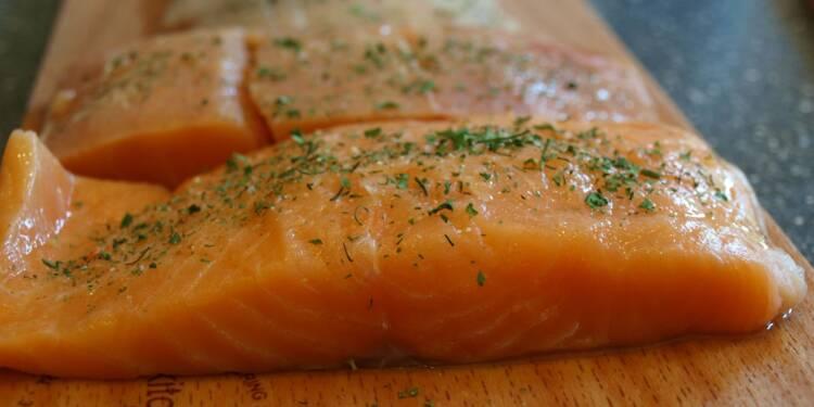 Le saumon sera-t-il bon marché pour les fêtes ?