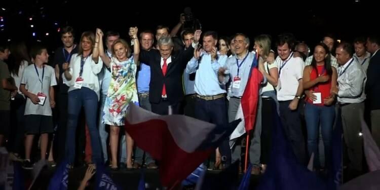 Chili: Sebastian Piñera remporte la présidentielle