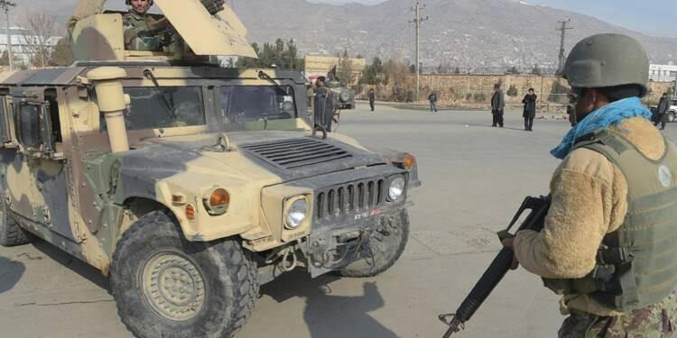 Attaque de l'EI contre un centre militaire à Kaboul