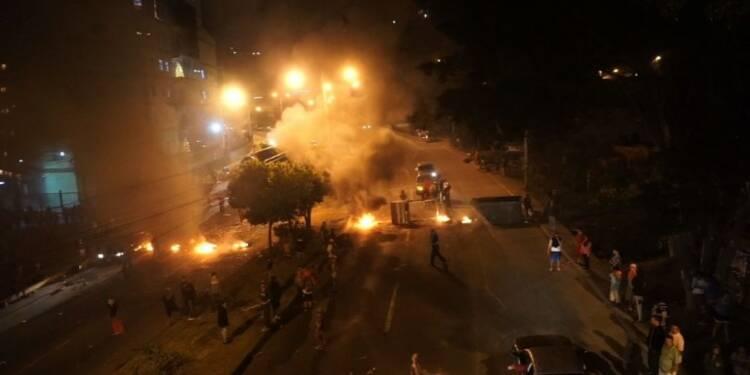 Honduras: des manifestants bloquent des rues