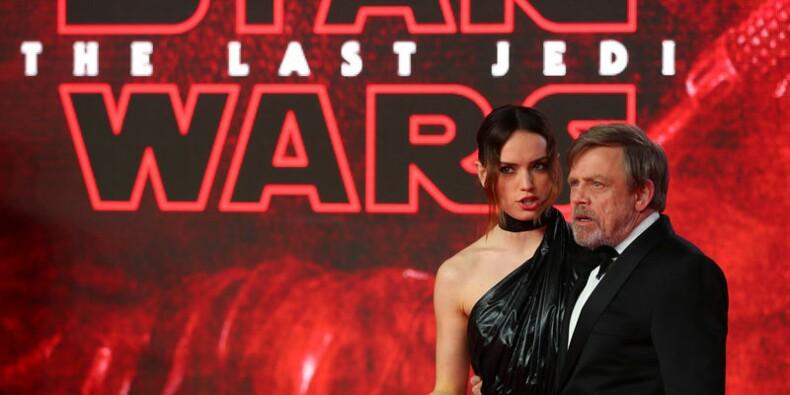 """Star Wars : """"Les Derniers Jedi"""" signe le deuxième meilleur démarrage de l'histoire"""