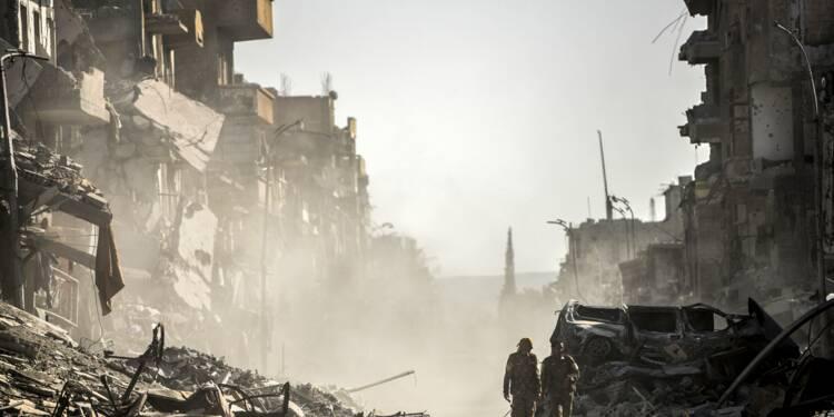 Un jihadiste allemand lié aux attentats du 11 septembre capturé en Syrie