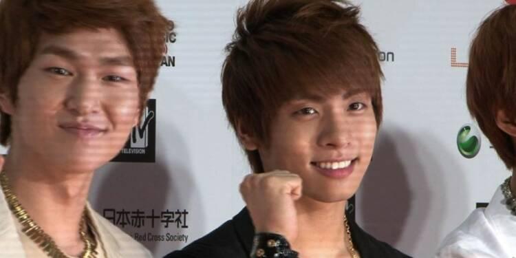 Corée du Sud: décès d'une star de la K-pop, un suicide présumé