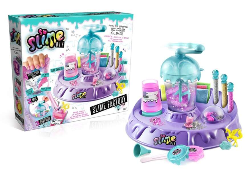 Slime Factory - Canal Toys