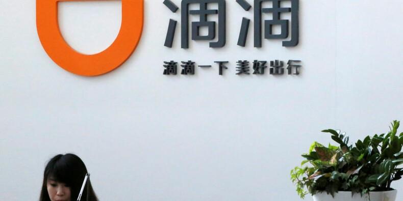 Le chinois Didi lève 4 milliards de dollars, sa valorisation dépasse 50 milliards de dollars