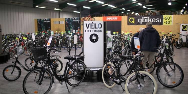L'UE vise les subventions chinoises accordés aux vélos électriques