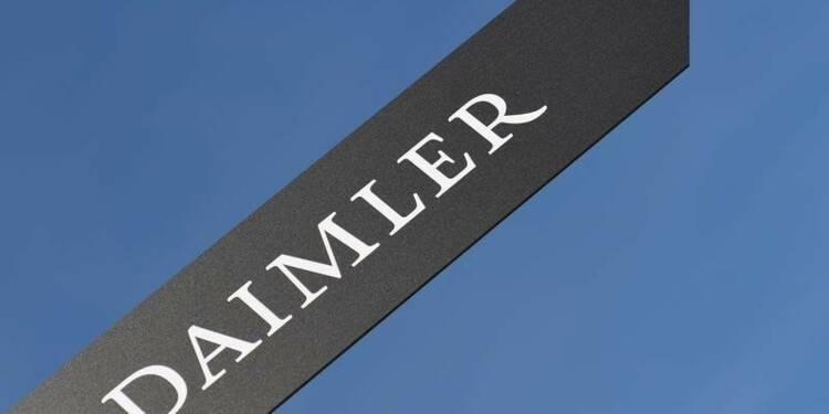 Daimler prend plus de 50% de Chauffeur Privé