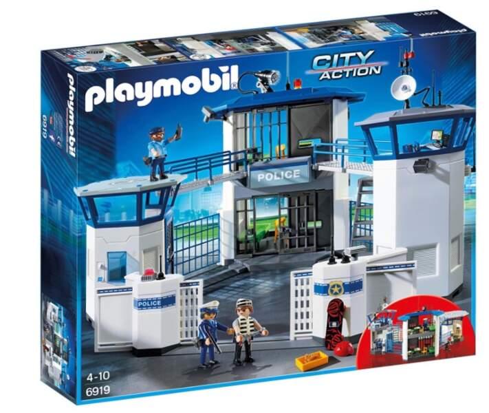Le commissariat de Police - Playmobil