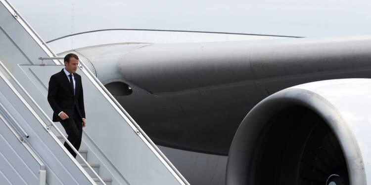 L'achat d'un A319 pour Macron