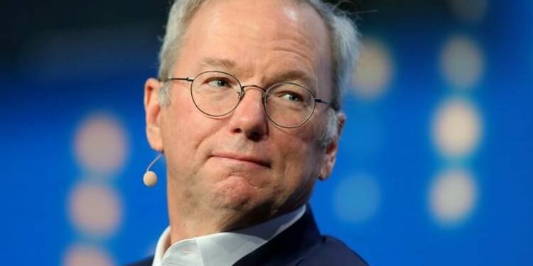 Alphabet (ex-Google) : le président Eric Schmidt démissionne !