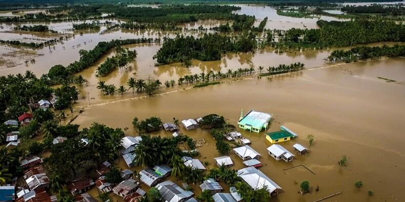 Le Sud des Philippines balayé par une tempête, 200 morts