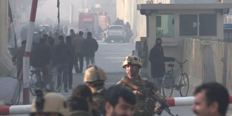 Afghanistan: six morts dans un attentat suicide à Kaboul (2)