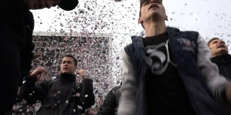 En Crimée, le football coupé en deux depuis l'annexion