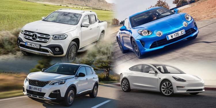 Alpine A110, Peugeot 3008, Alfa Romeo Stelvio… Ces 10 modèles qui ont fait 2017