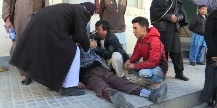 Kaboul: au moins 41 morts dans un attentat suicide anti-chiites